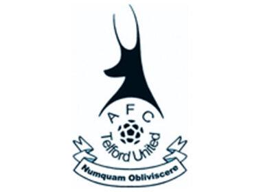 AFC Telford United badge