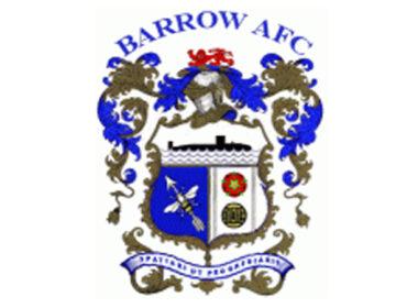 Barrow badge