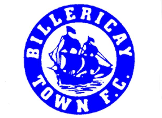 Billiericay badge
