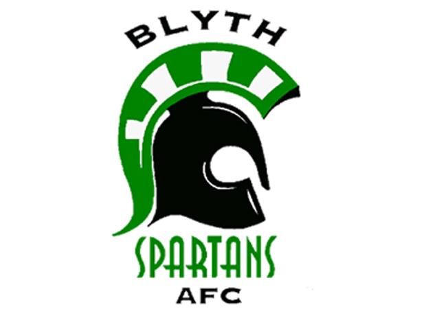 Blyth Spartans badge