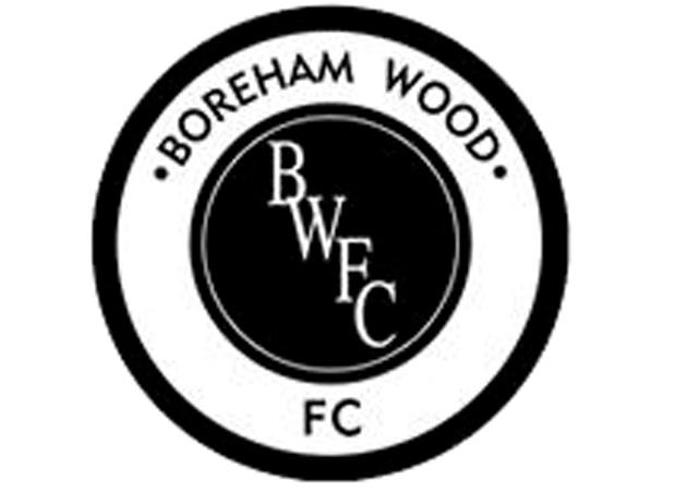 Boreham Wood badge