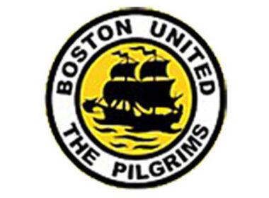 Boston United badge