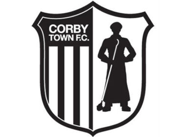 Corby Town badge