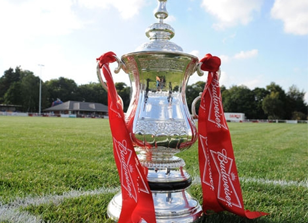 The FA Cup Third Round Qualifying Draw