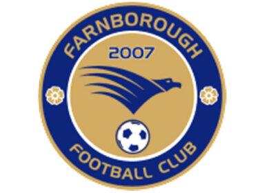 Farnborough badge