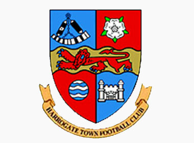 Harrogate Town badge