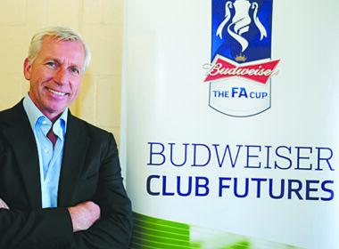 Budweiser Club Futures - Alan Pardew