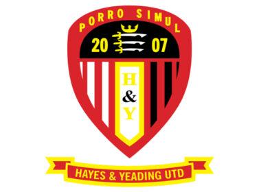 Hayes Yeading United badge