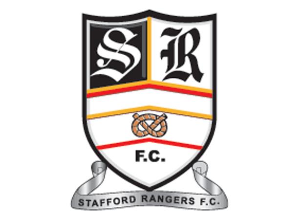 Stafford Rangers badge
