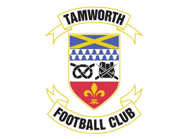 Tamworth badge