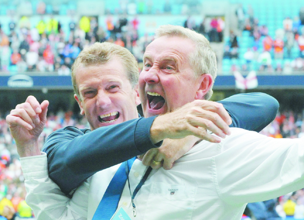 Terry Brown Aiming To Bring Joy Back To Margate