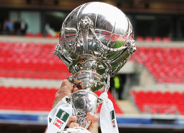 FA Trophy Second Round Proper Draw