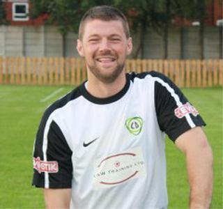 Former Ammies boss Andy Heald