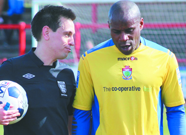 Frank Sinclair quits as boss of Colwyn Bay