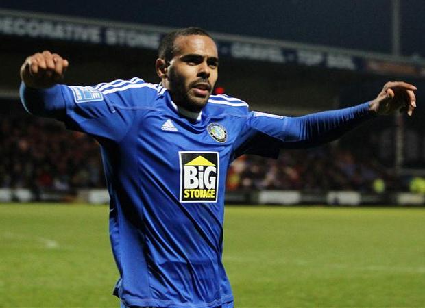 Macclesfield Return For Striker Matthew Barnes-Homer