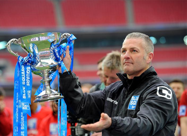 Corby Town coup as European Cup winner Gary Mills takes charge!