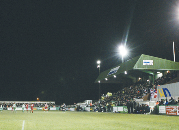 Blyth Spartans warn fans they face sanctions if they invade pitch again
