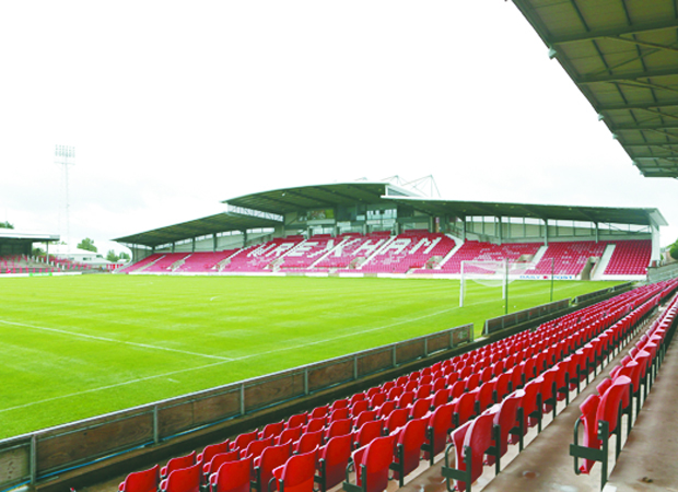 New stand on the way as Wrexham announce Racecourse upgrade