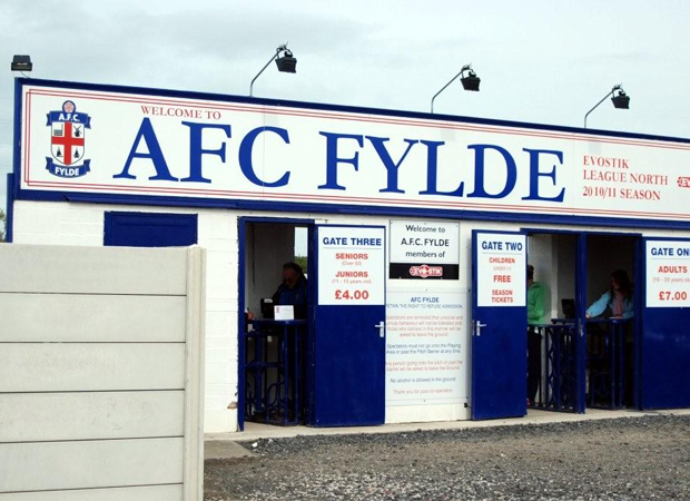 AFC Fylde (Tuesday, November 19)