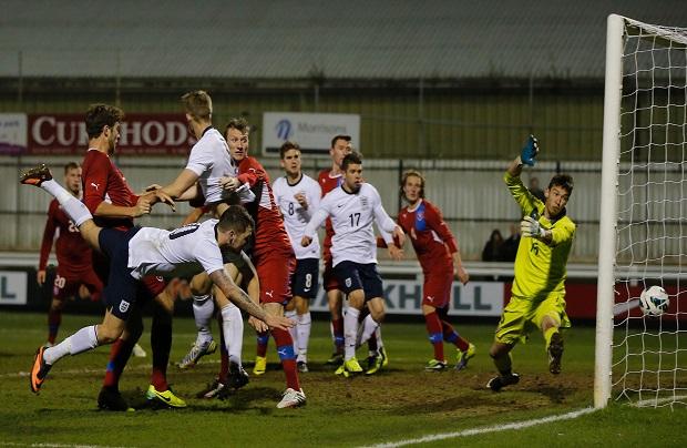 England C Face Unfamiliar Jordan Challenge