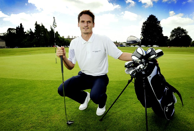 Oxford City's Jamie Is Cooking Up Career In Golf!