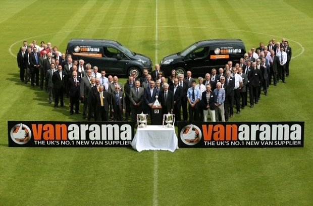 Vanarama Confirmed As New Conference Sponsors