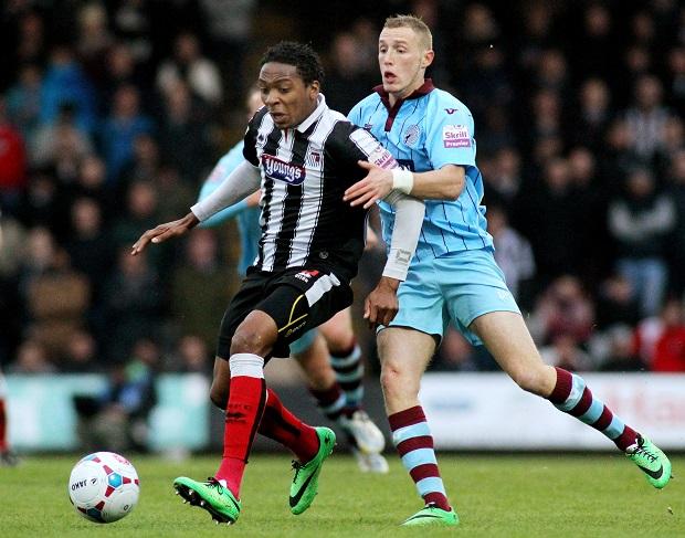 Marcus Maddison Departs Gateshead For Record Fee