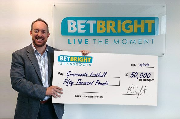 BetBright Grassroots Goes From Strength To Strength