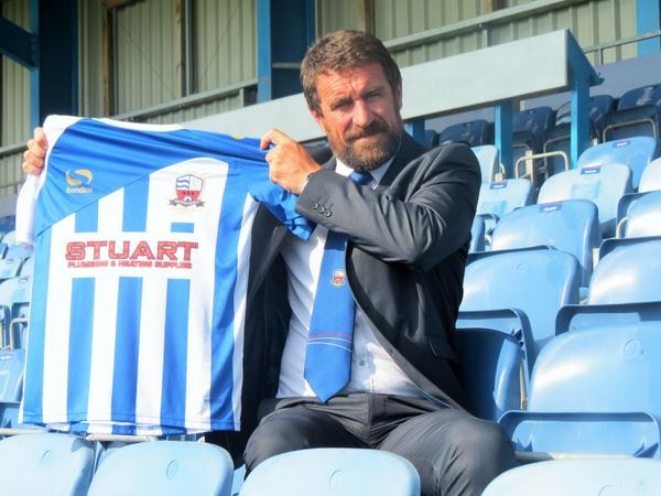 Liam Daish Returns To Management With Nuneaton Town