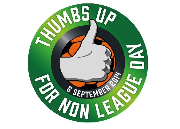 Thumbs Up For Non League Day's Charity Success