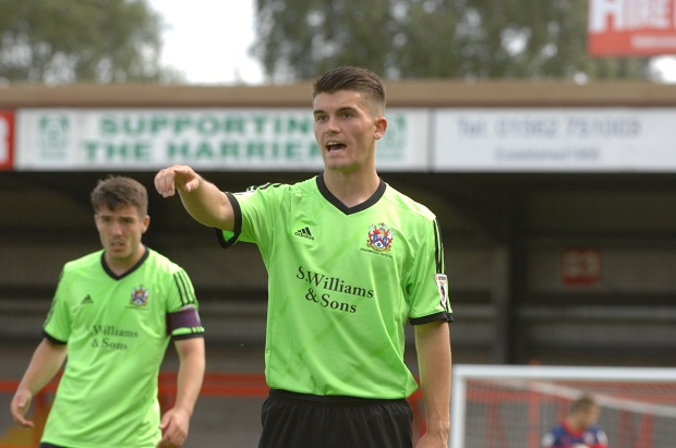 Colwyn Bay borrow Oldham defender Jack Truelove
