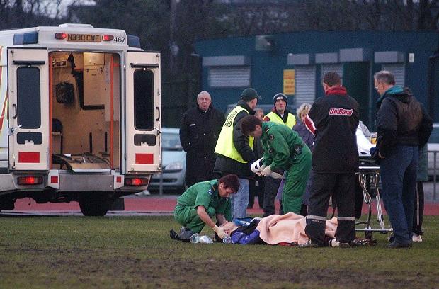 Lutz Pfannenstiel: The Bradford PA keeper who died three times