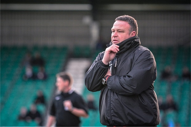 How Lincoln City boss Chris Moyses is changing perceptions