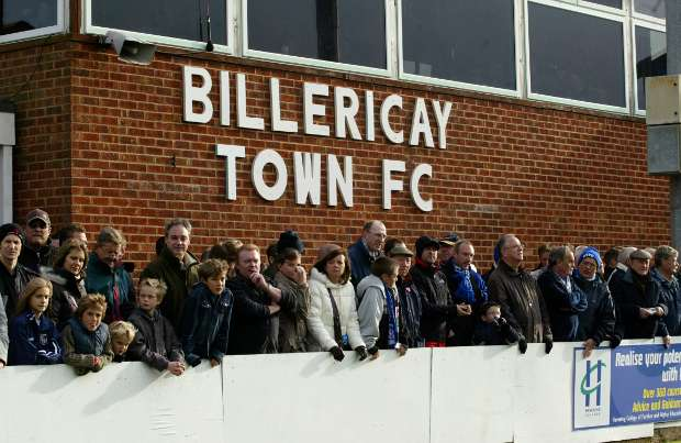 Billericay Town Bostik, Bostik Leagues, BTFC, Glenn Tamplin, Kebbie, NLP, Non-League, Tamplin