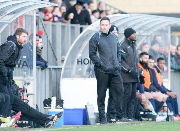 Bradford PA boss Mark Bower
