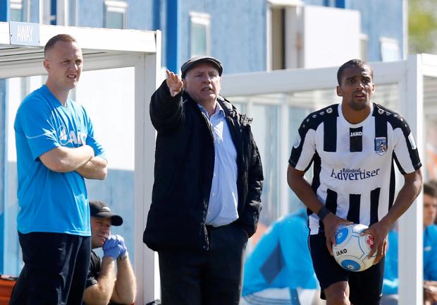 Alan Devonshire, Devonshire, Magpies, Maidenhead, MUFC, National League, NLP, Non-League
