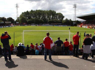 Non-League Evo-Stik, Evo-Stik Leagues, Kettering, Kettering Town, NLP, Non-League, Poppies
