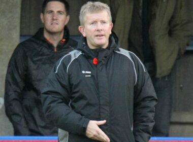 Ady Pennock, Barrow, Barrow AFC, Bluebirds, EFL, FGR, Forest Green, forest green rovers, Gillingham, Gills, National League, NLP, Non-League, Pennock, Welling, Welling United