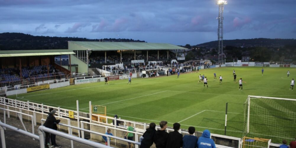 Bath, Bath City, National League, National League South, Twerton Park