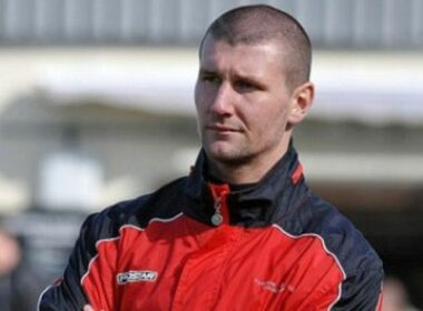 Tommy Wright corby town