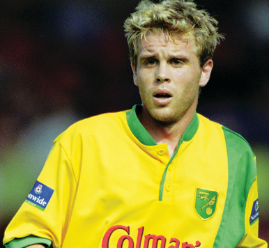Cedric going for glory with Norwich