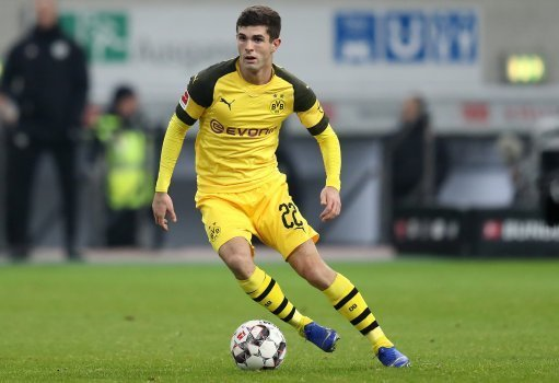 How a Non-League club helped Christian Pulisic become Chelsea's next star