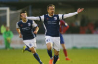 Ross Hannah Cleethorpes Town Non-League dream team Barrow's National League