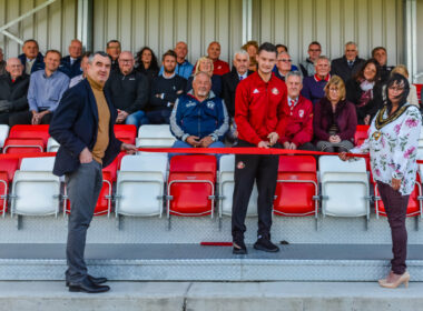 Football Stadia Improvement Fund Shildon