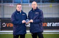 National League South awards Slough's Neil Baker and John Underwood