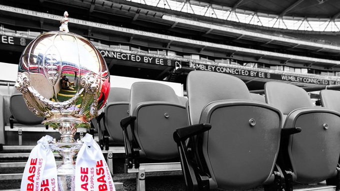 Brighouse Town FA Trophy