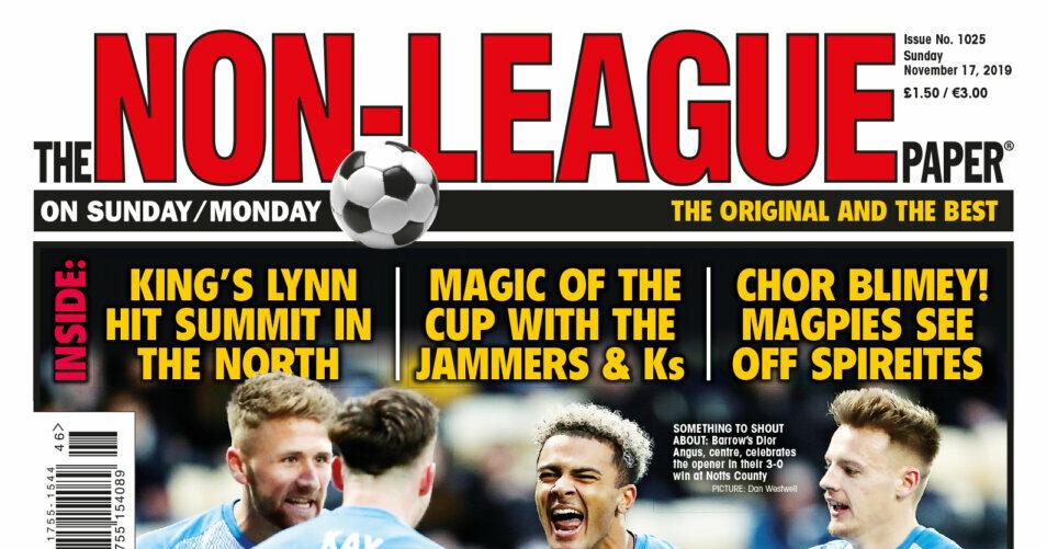 Non-League Paper