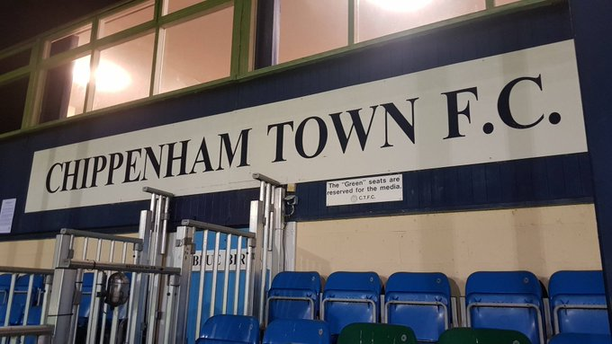 Chippenham Town Michael Cook
