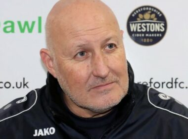 Hereford FC Hereford Russell Slade