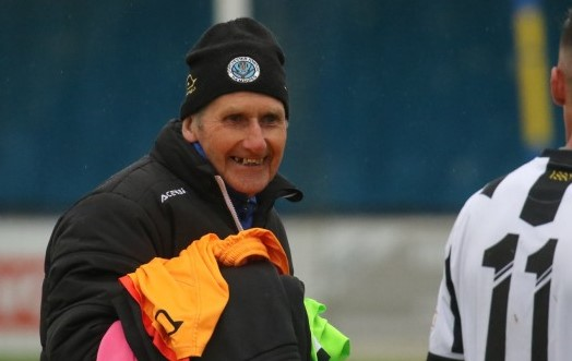 Dorchester Town wish their 'Del Boy' a speedy recovery and happy retirement